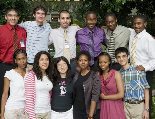 2008 TARGET Students
